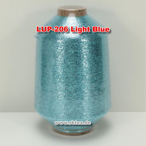 Lurex PMR3720 Glitzergarn Farbe Light Blue 206