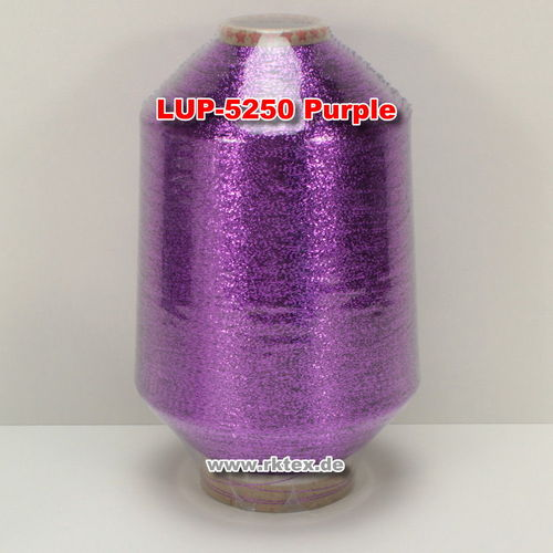 Lurex PMR3720 Glitzergarn Farbe Purple 5250
