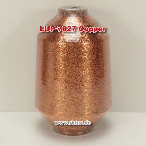 Lurex PMR3720 Glitzergarn Farbe Copper 7027