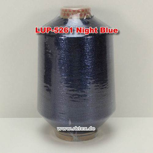 Lurex PMR3720 Glitzergarn Farbe Night Blue 5261