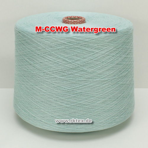 UTT CCWG Watergreen Memphis soft Serie Nm30/2 1,8kg